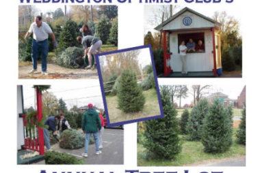 38th ANNUAL CHRISTMAS TREE LOT